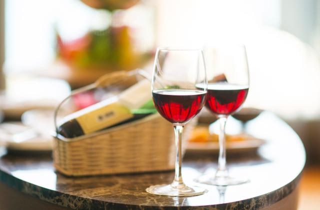 Importación de vino en China